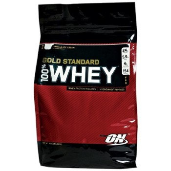 100% Whey Gold Standard 4540 г