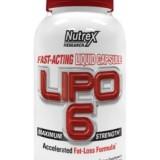 Lipo-6 от Nutrex 120 240 капс