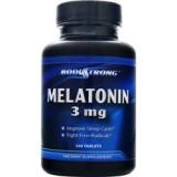 Melatonin 3 мг от Body Strong