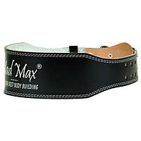 Пояс Full Leather MFB245 - черный (Mad Max).