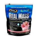Real Mass Probiotic (Gaspari Nutrition) 2724 g, Gainer, Гаспари, Гейнер, Пробиотик.