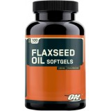 Flaxseed Oil Softgels 100 капс