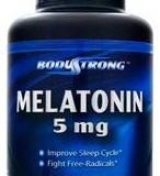 Melatonin 5 мг Body Strong 360 таб