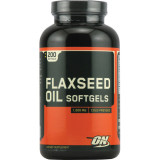 Flaxseed Oil Softgels 200 капс