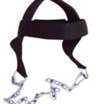 Лямка с цепью для тренировки шеи