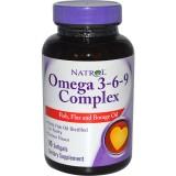 Omega 3-6-9 90 капс