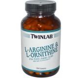 L-Arginine & L-Ornithine 100 капс