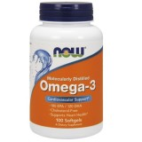 NOW Omega 3 100 капс