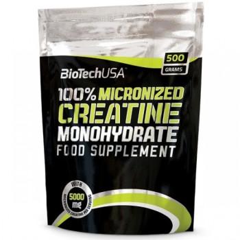 100% Creatine Monohydrate 500 гр
