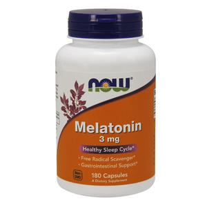 Melatonin 3 мг 180 капс