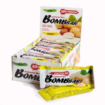 Батончик Bombbar 60 гр