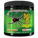 Black Spider 25 powder 210 гр
