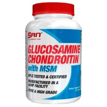 SAN Glucosamine Chondroitin MSM
