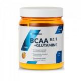 Cybermass BCAA 8:1:1 + Glutamine 220 гр