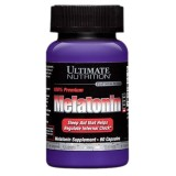 Ultimate Melatonin 3 мг 60 капс
