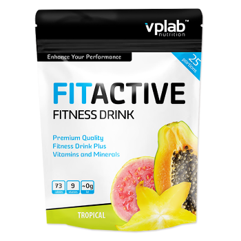 Fit Active fitness drink 500 гр
