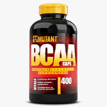 Mutant bcaa 400 капс