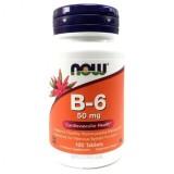B-6 50 мг 100 капс
