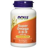 Super Omega-3-6-9 1200 мг 90 капс