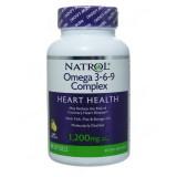 Omega 3-6-9 Complex Natrol 90 капс