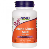 Alpha Lipoic Acid 250 мг 120 капс