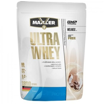 Ultra Whey Protein 1800 гр