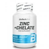 BioTech Zinc+Chelate 60 таб